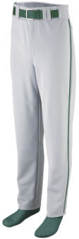 STYLE 868 - OPEN BOTTOM BASEBALL/SOFTBALL PANT WITH PIPING