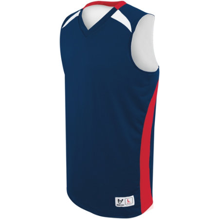 STYLE 32380 ADULT CAMPUS REVERSIBLE JERSEY