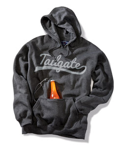 Style J8815 J.America Adult Tailgate Hooded Pullover Fleece with Bottle Opener