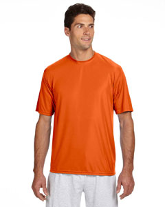 N3142 A4 Shorts Sleeve Cooling Performance Crew Shirt