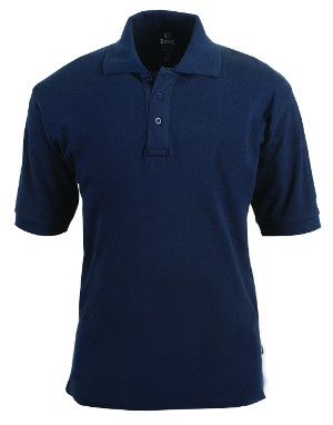 STYLE 8120 The Men's Station Polo