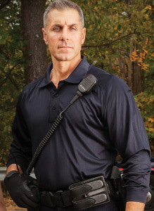 STYLE 8180 The Long Sleeve Tactical Polo