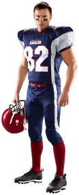 Sublimated ProSphere Football Uniform - Prime Time