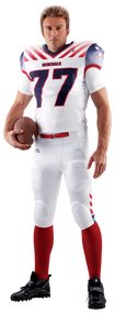 Sublimated ProSphere Football Uniform - Stars and Stripes