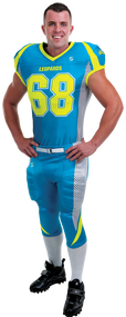 Sublimated ProSphere Football Uniform - Victory
