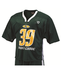 Style 854 Mens Warrior Velocity Game Jersey