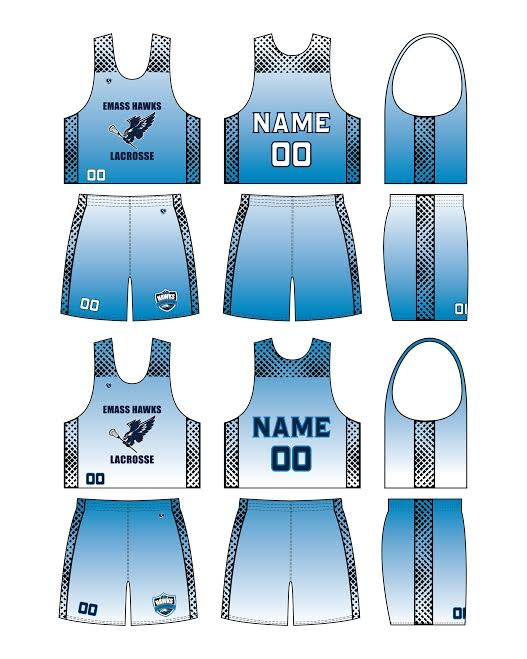 Custom Sublimated Uniform - Hawks 3
