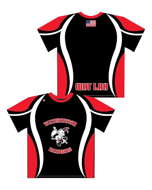 Custom Sublimated Shooter Shirt - Watertown 3